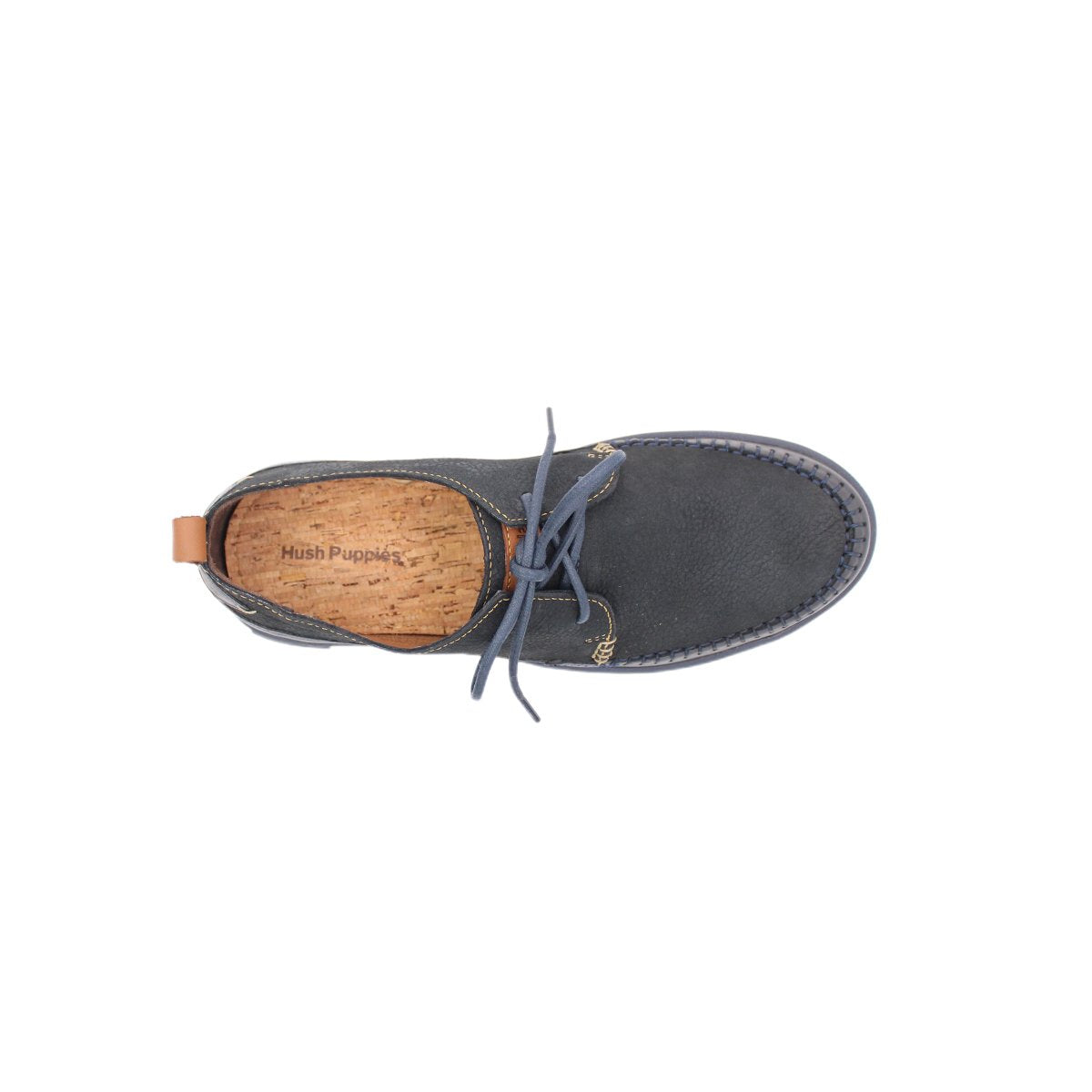 zapato casual edward - color navy, 69.99, all day comfort, azul, calzado, cuero, temporada 5, hombre, hush puppies, navy, precio regular, comprar, en linea, online, delivery, el salvador, zapatos, hush puppies