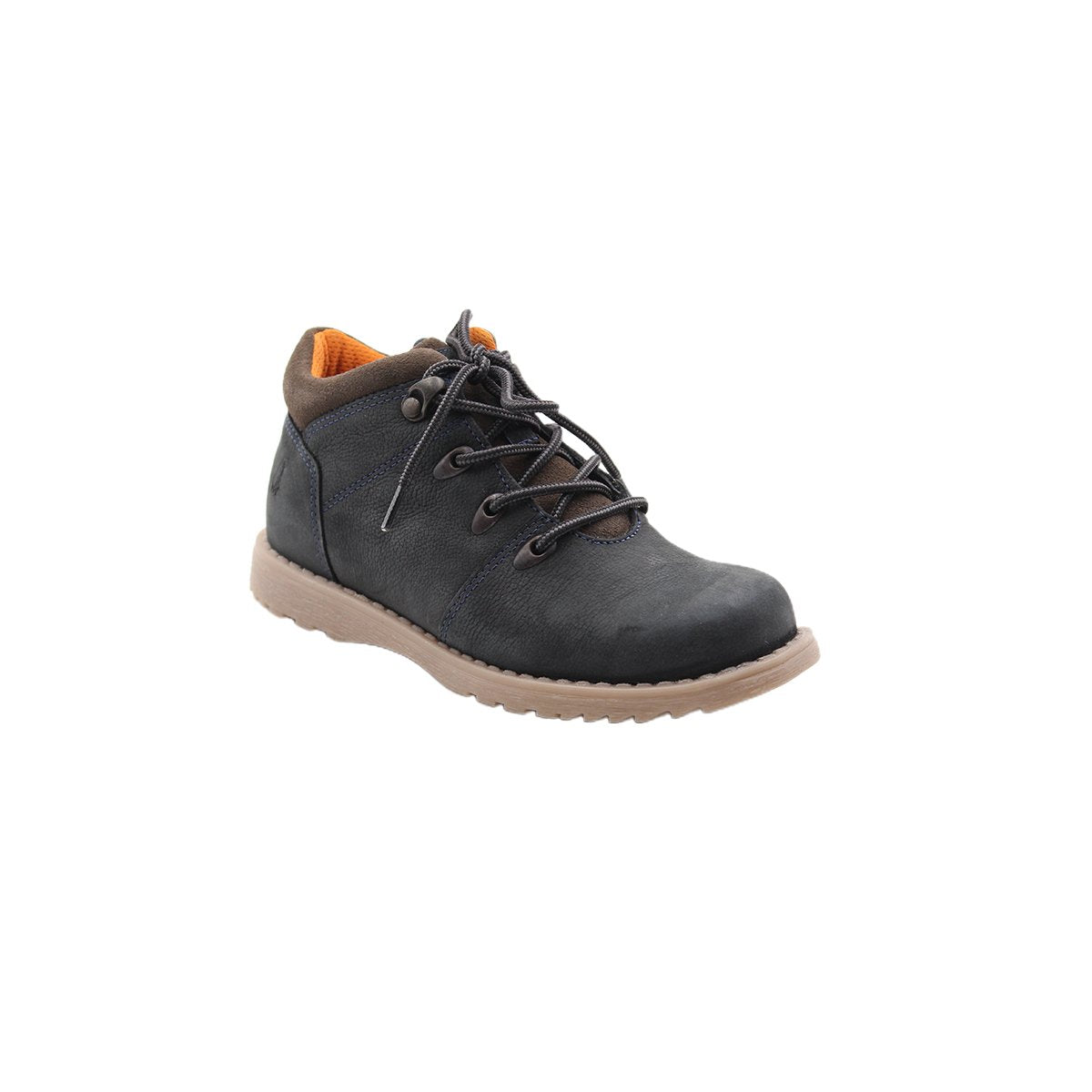 bota andy 2.0 - color navy, 49.99, all day comfort, azul, calzado, cuero, temporada 5, hush puppies, navy, ninos, niã'o, precio regular, comprar, en linea, online, delivery, el salvador, zapatos, hush puppies