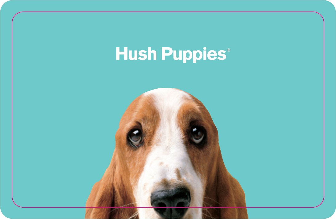 gift card hush puppies- $30, comprar, en linea, online, delivery, el salvador, zapatos, hush puppies