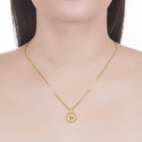 The Gold Prem Necklace