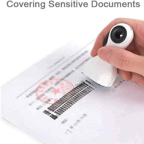 Privacy Protection Parcel Opener