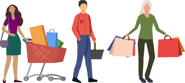 Shopping for retail consumers