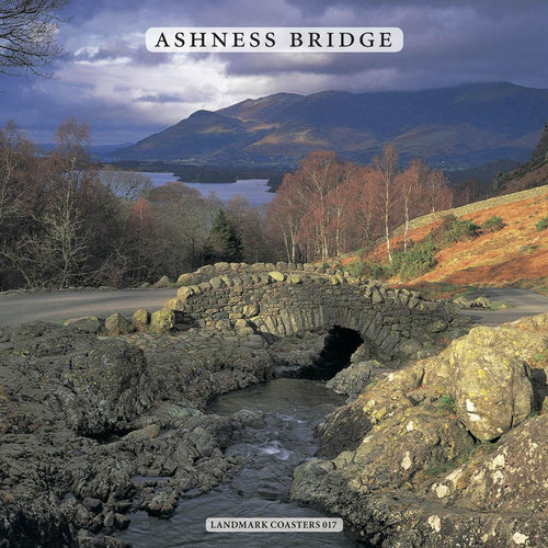 Ashness Bridge coaster - Cardtoons Publications