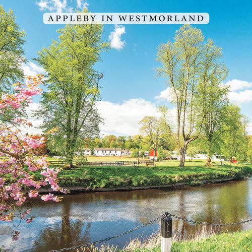 Appleby in Westmorland coaster - Cardtoons Publications