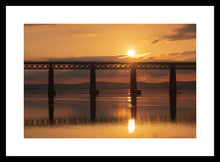 Load image into Gallery viewer, Tay Bridge Sunset