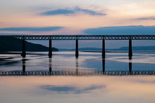 Load image into Gallery viewer, Tay Rail Bridge at Dusk