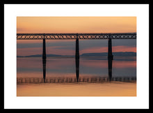 Load image into Gallery viewer, Tay Bridge Silhouette 5