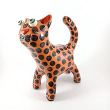 Load image into Gallery viewer, Ceramic Cat Sculpture | Elodie Barker | South Australia