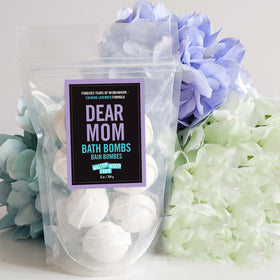 Dear Mom Bath Bombs 8 oz