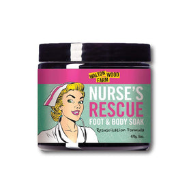 Nurse's Rescue Foot & Body Soak