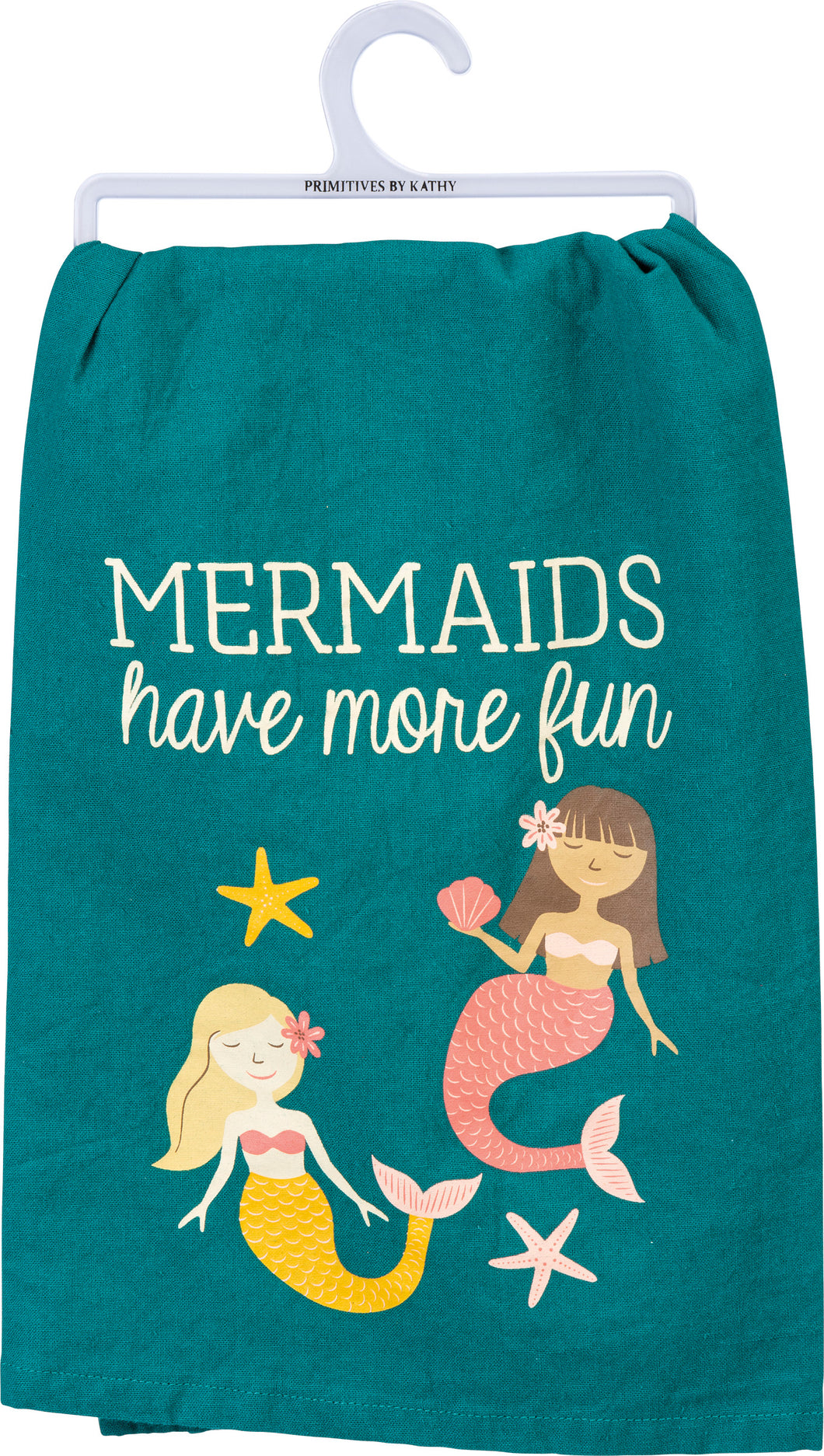 Dish Towel - Mermaid Fun