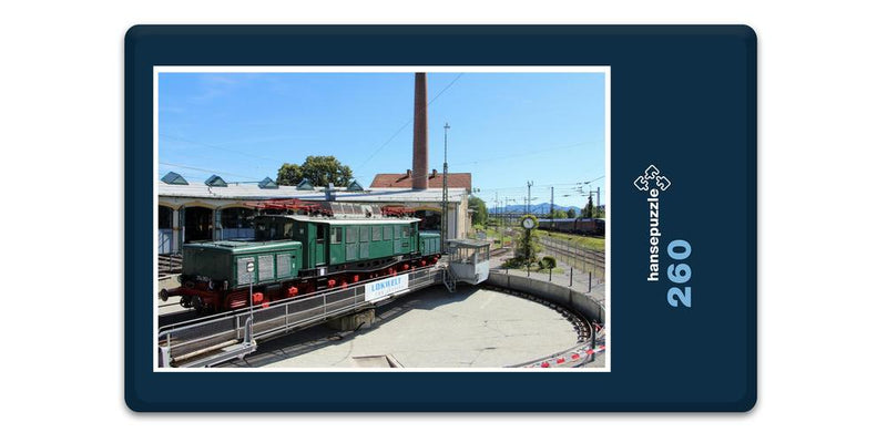 13300 Industrie - Lokomotive