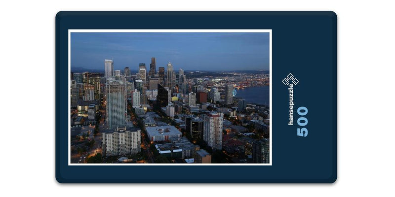 12571 Orte - Seattle