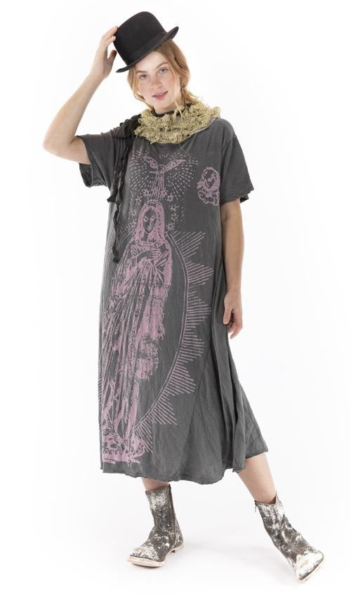 Cotton Jersey Mary of Prosperity T Dress