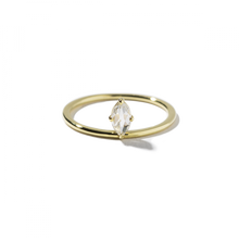 Load image into Gallery viewer, Diamond Marquise-Cut Ring
