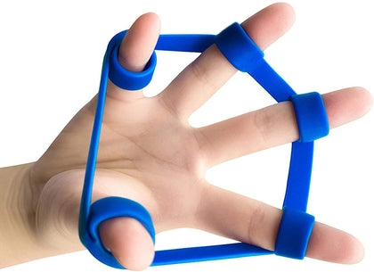 Finger Stretcher and Hand Resistance Band