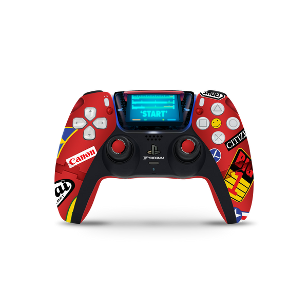 アキラ PS5 DualSense Controller Skin by BossLogic