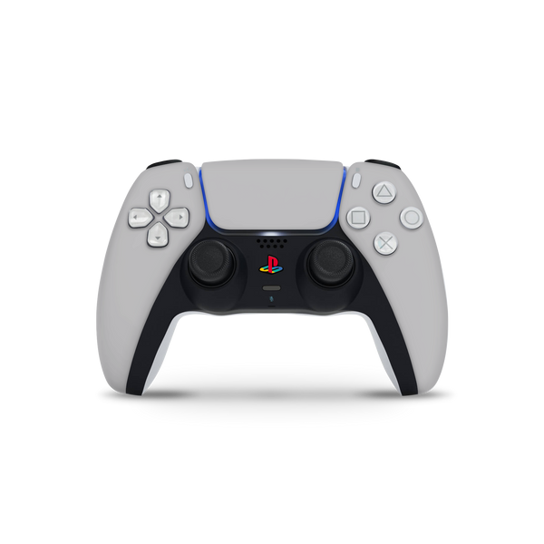 Limited Edition Legacy Grey PS5 DualSense Controller Skin