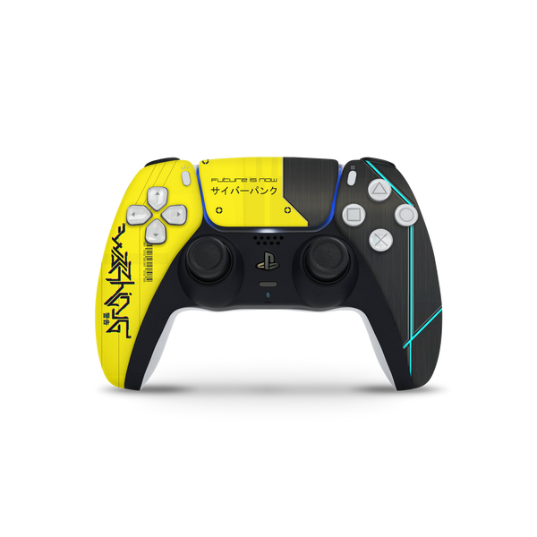 False Era PS5 Controller Skin by XboxPope