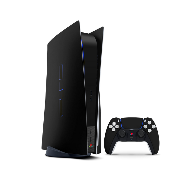 Limited Edition Legacy Black PS5 Vinyl Skin Bundle