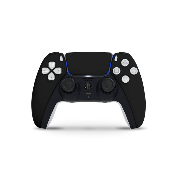 Limited Edition Infinite Black PS5 DualSense Controller Skin