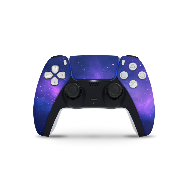 Limited-Edition Stardust PS5 DualSense Controller Skin