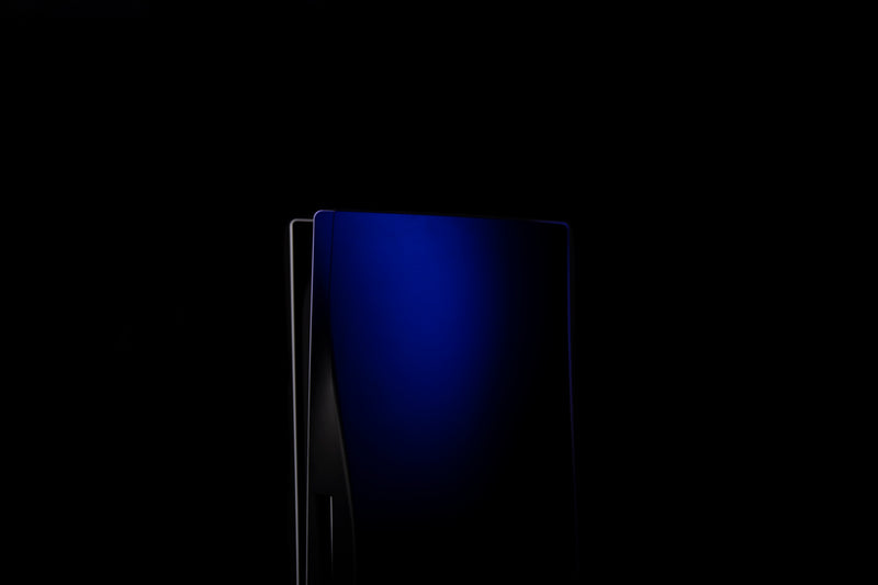 Limited Edition Infinite Black PS5 Vinyl Skin