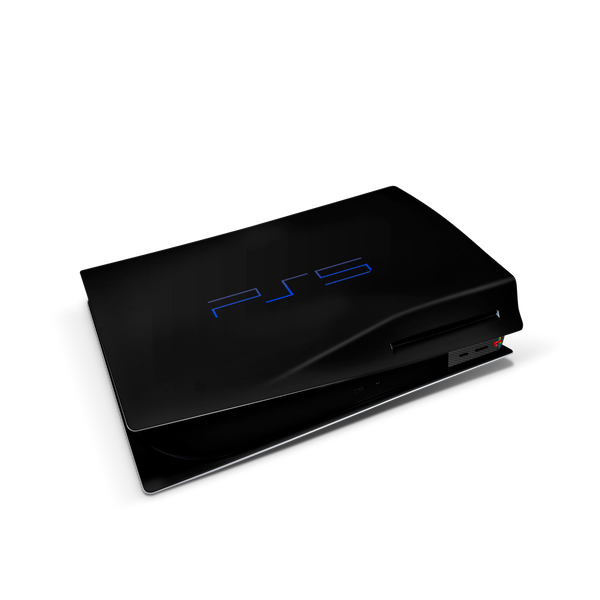 Limited Edition Legacy Black PS5 Vinyl Skin