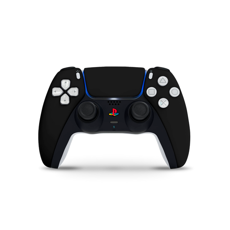 Limited Edition Legacy Black PS5 DualSense Controller Skin