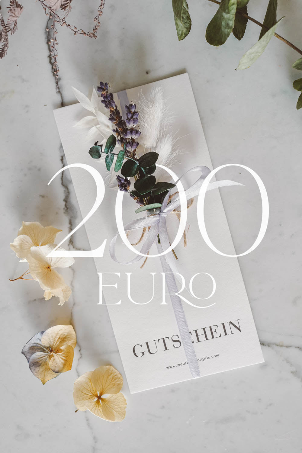 Giftcard € 200