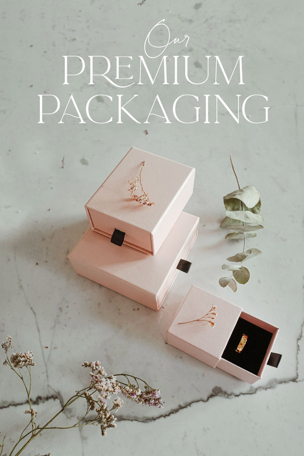 Premium Packaging Jewelry