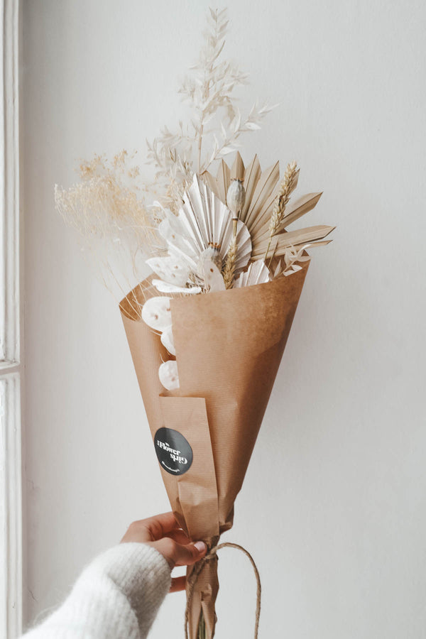 Bianco Dried Flower Bundle