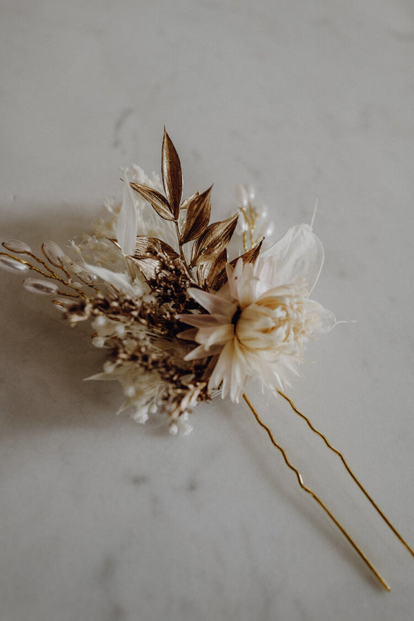 Curie Handmade Flower Needle