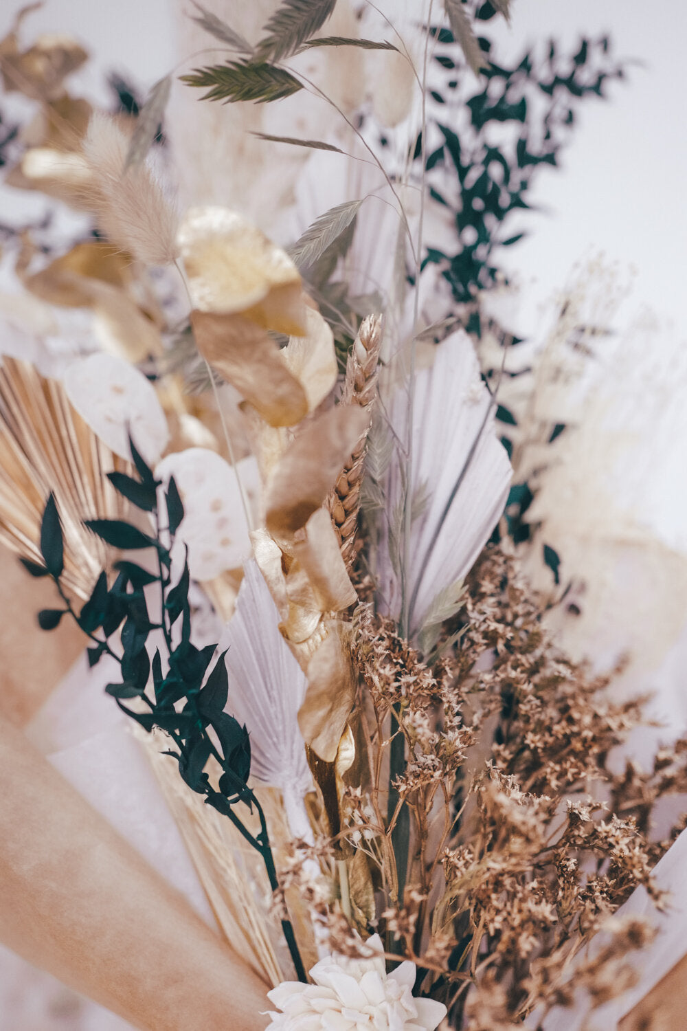 Fairytale Large Dried Flower Bouquet