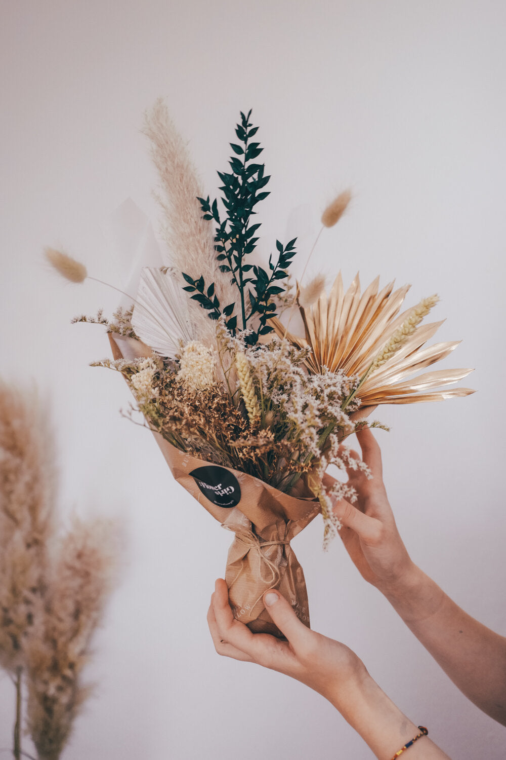 Fairytale Medium Dried Flower Bouquet