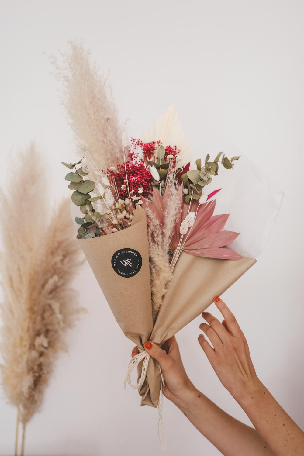 Marianna Large Dried Flower Bouquet