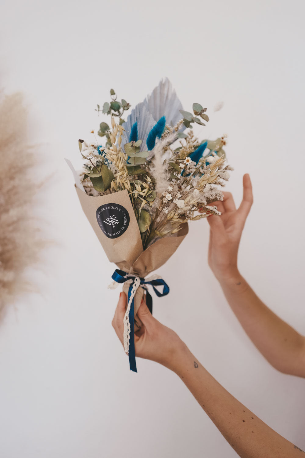 Marry Small Dried Flower Bouquet