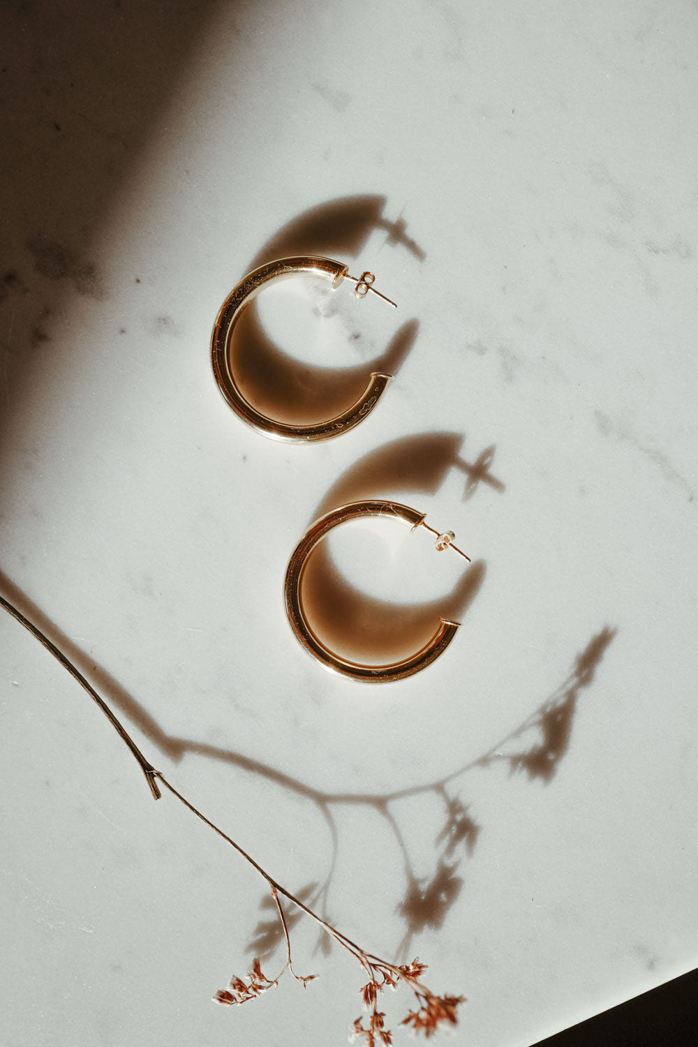Amanda 18k Gold Earrings