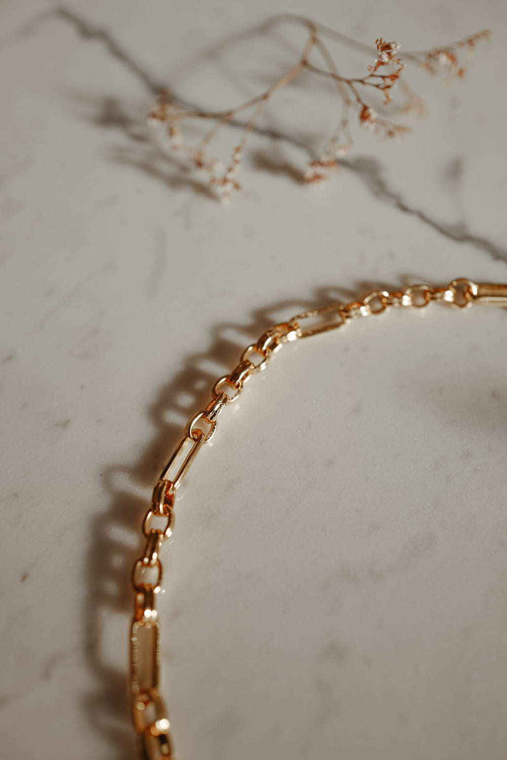 Amy 18k Gold Necklace