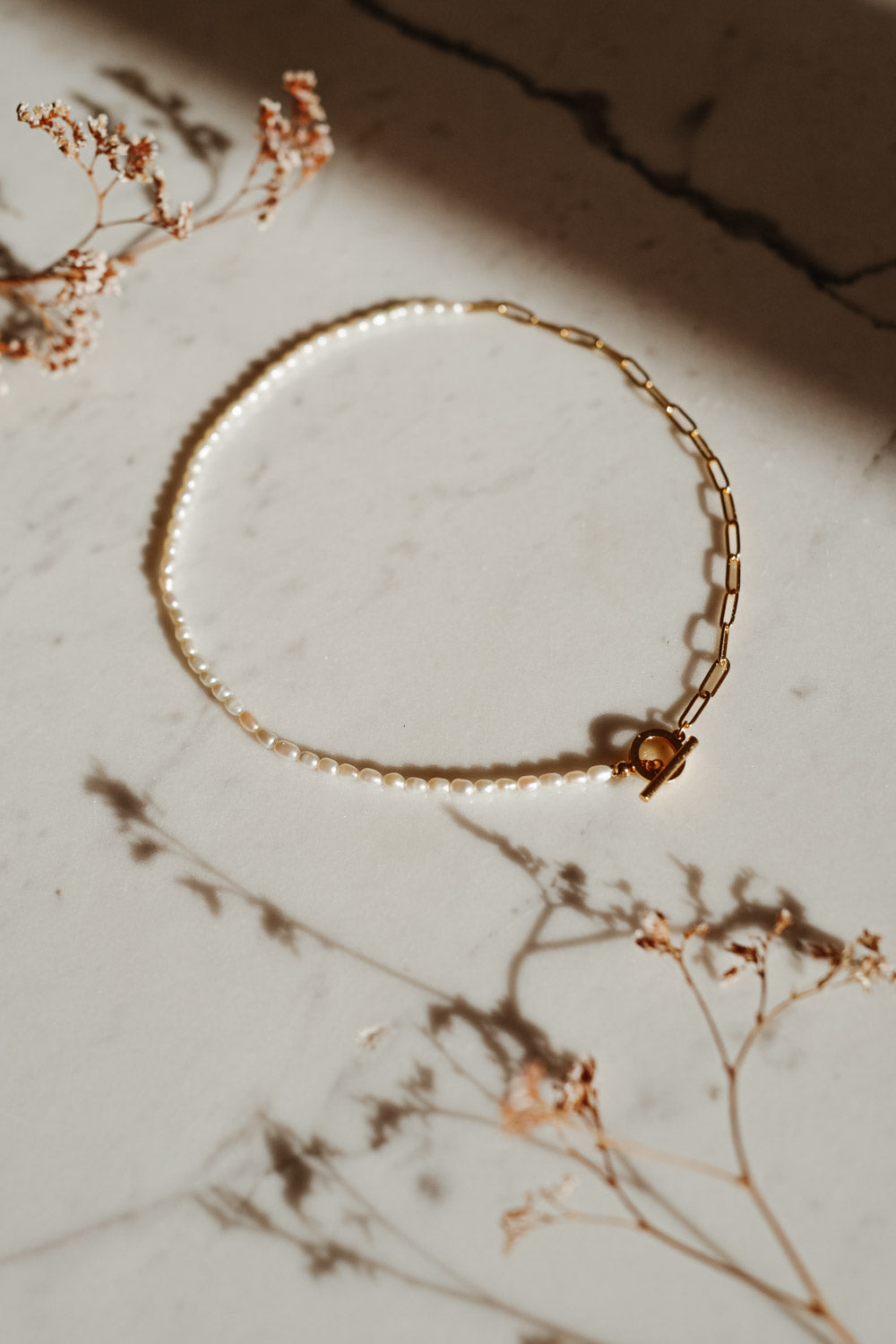 Arielle 18k Gold Necklace