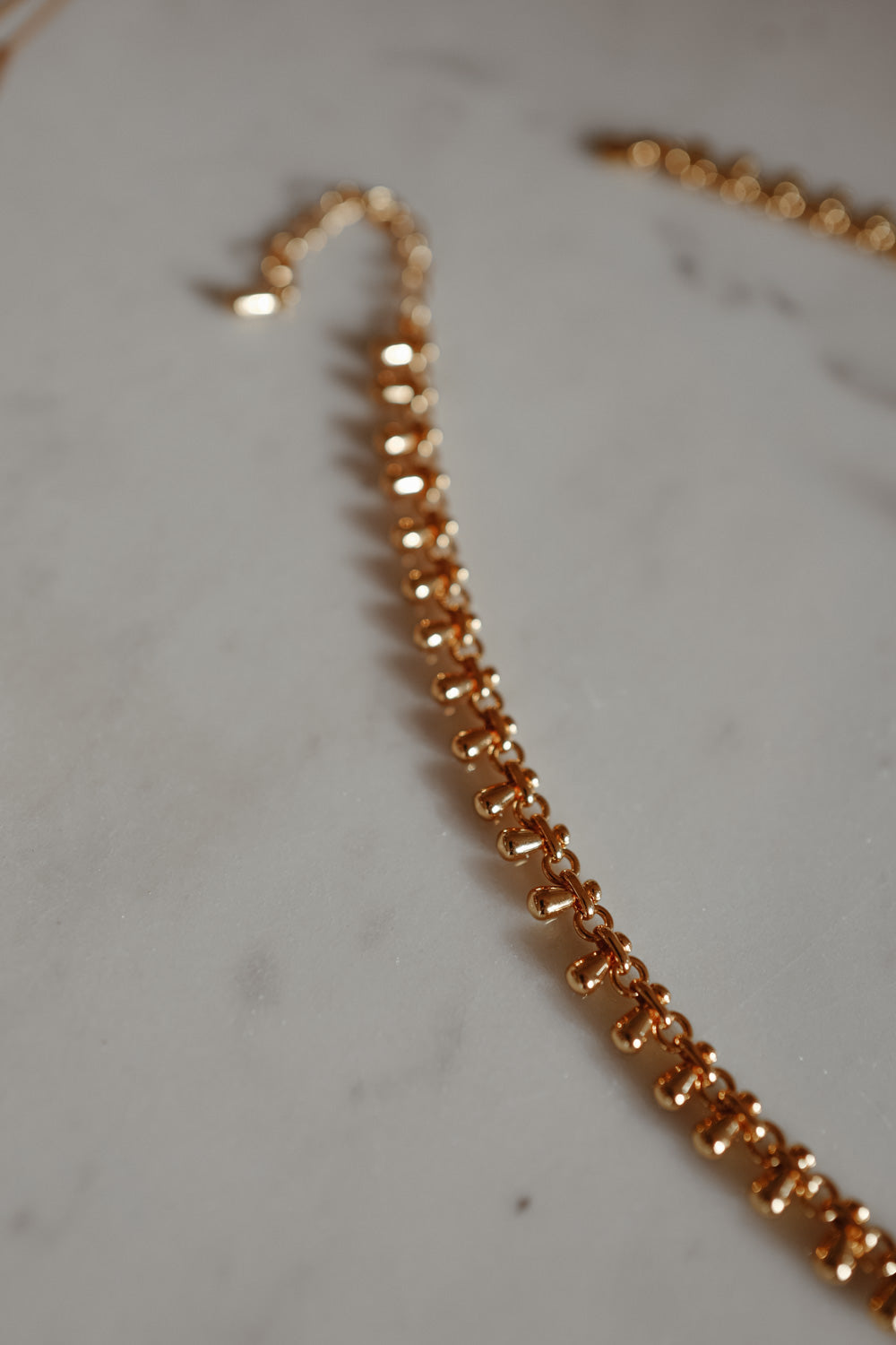 Franca 18k Gold Necklace