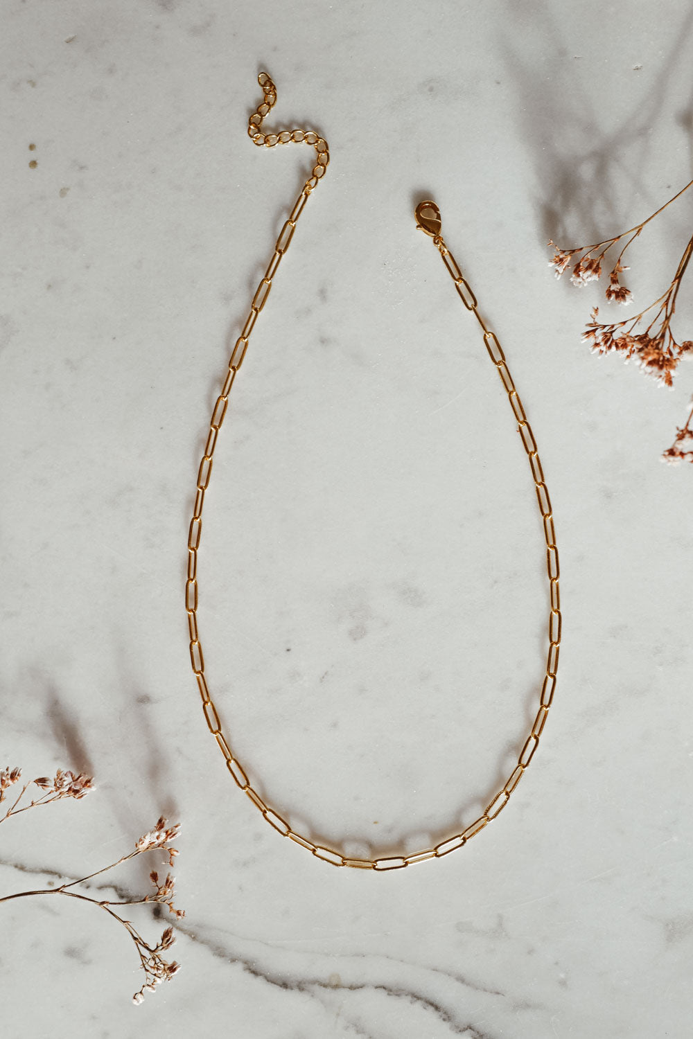 Clara 18k Gold Necklace