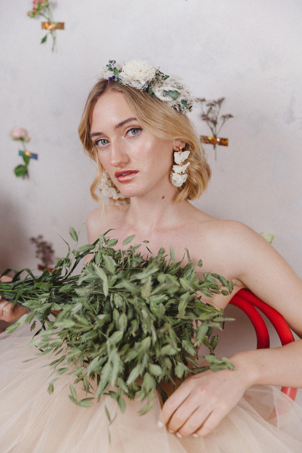 Eugenia Eugenia Handmade Flower Headpiece