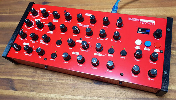 TSynth Full Kit (all components included) - Teensy-based DIY polyphonic synthesizer
