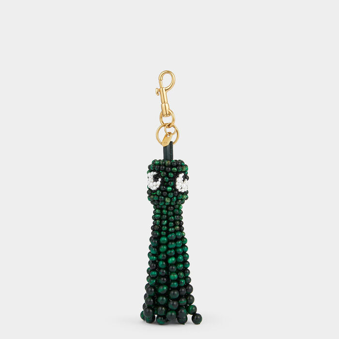 Malachite Eyes Tassel