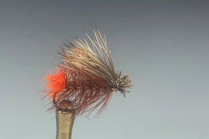 HOT BUT CADDIS (BROWN)