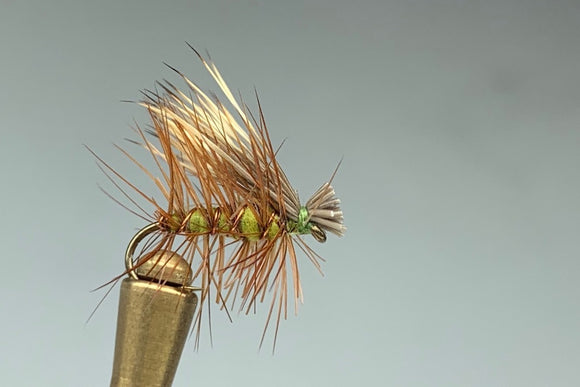 ELK HAIR CADDIS (OLIVE)