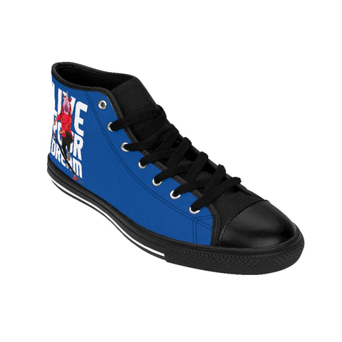 True Blue Live Your Dream High-top Sneakers