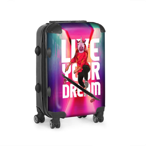 Magic on Wheels Suitcase