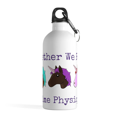 Together we Ride #1 Stainless Steel Water Bottle